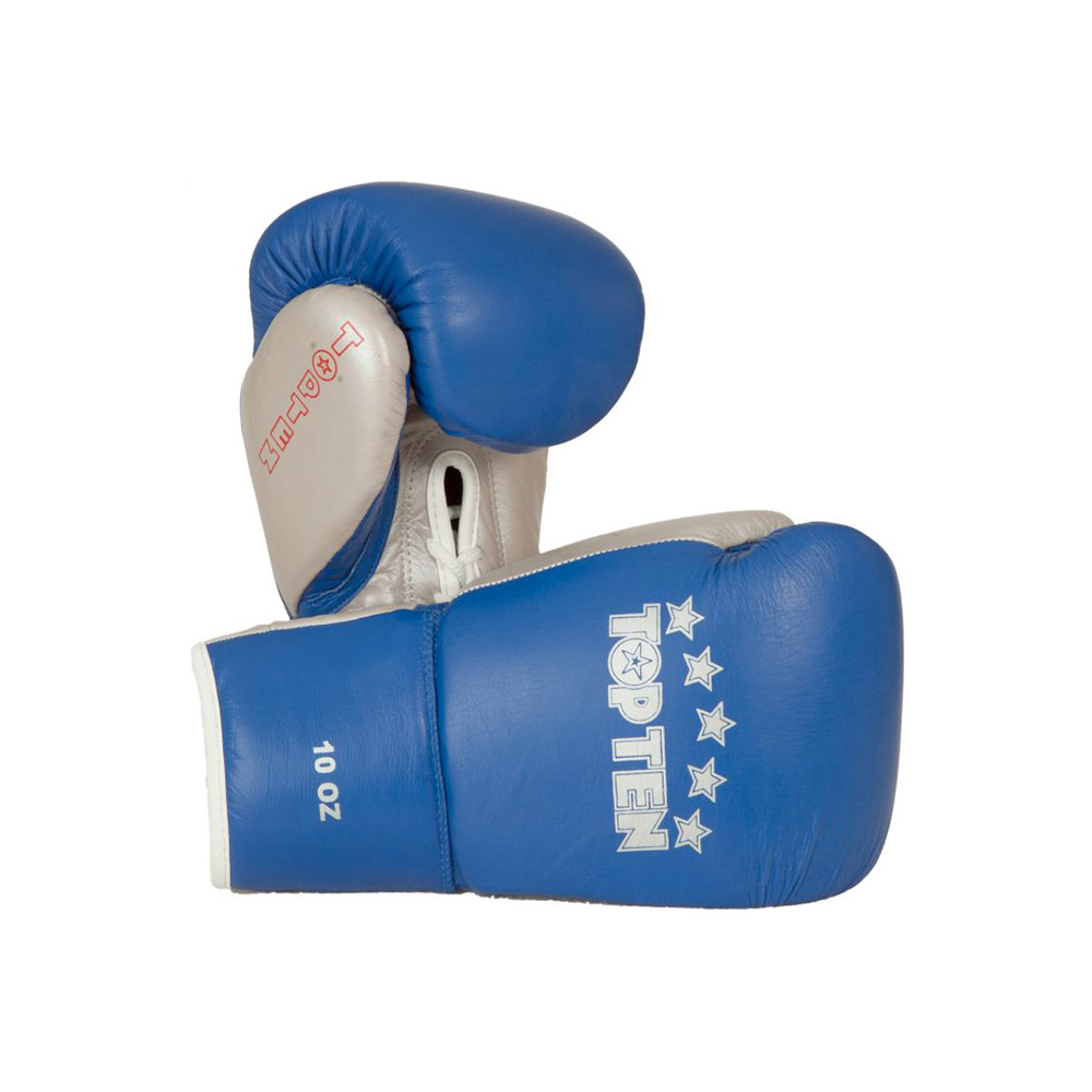 Modro sive rokavice
