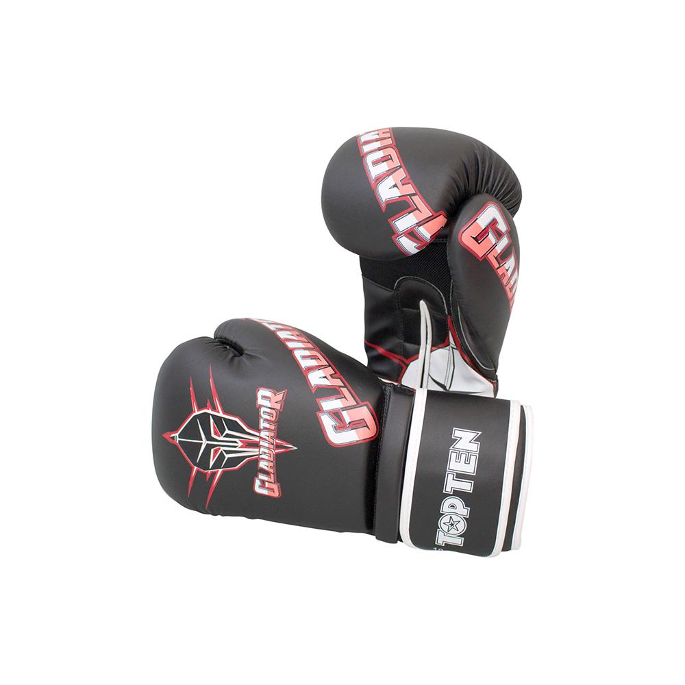 Črno rdeče rokavice