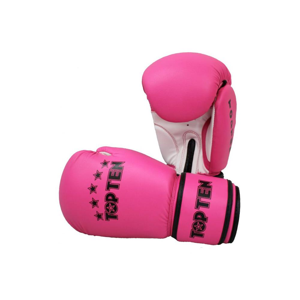 Pink rokavice